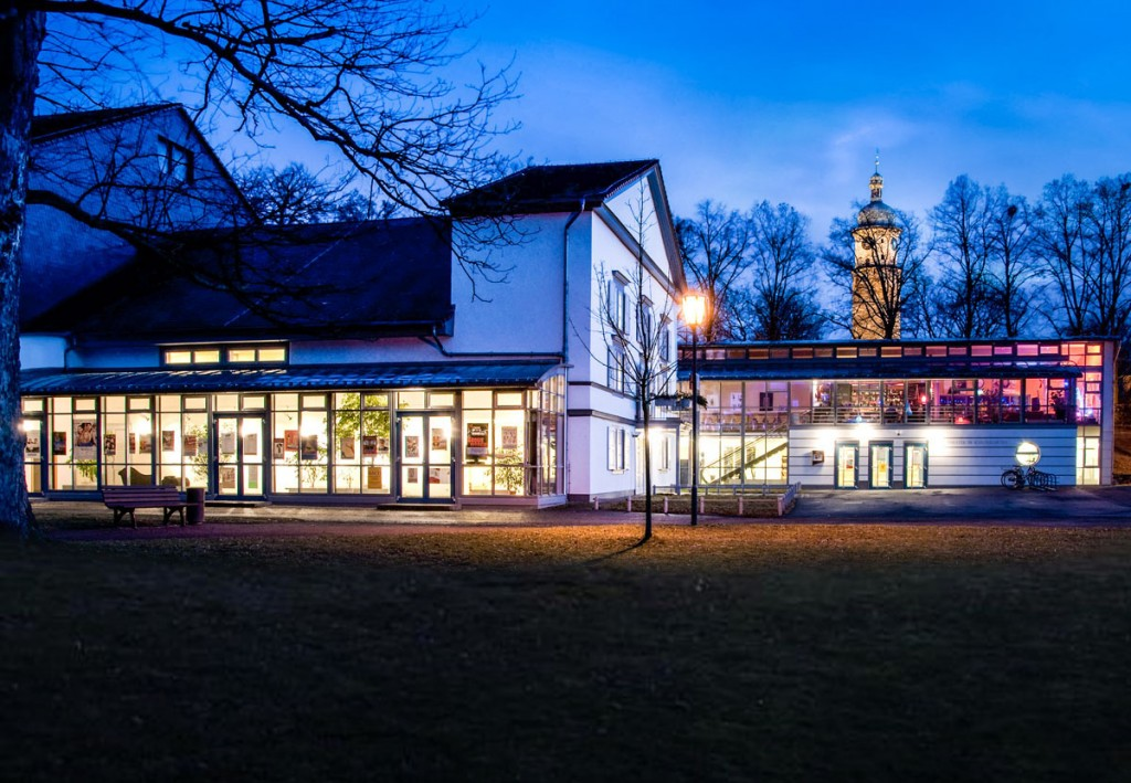 Das Zentrum des Arnstädter Kulturlebens: das Theater (Foto: Sebastian Köhler)