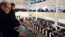 Rekonstruierte Fassung von Malcolm Bruno / Barokksolistene unter der Leitung von Bjarte Eike / Bachkirche Arnstadt